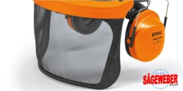 Nylongitter zu Gesichts- und Gehörschutz G500
