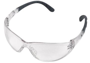Schutzbrille Dynamic Contrast klar