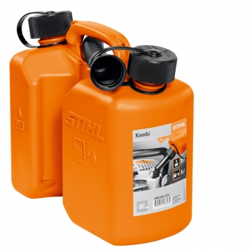 Kombikanister 3/1,5 Liter orange