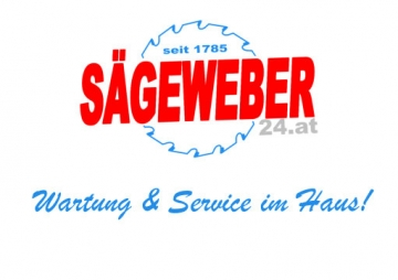 Logo / Sägeweber24.at